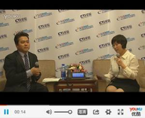 北京宏盛CRM事业部产品总监胡振涵专访视频