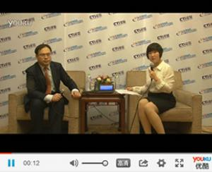 阿尔卡特朗讯呼叫中心方案经理黄健专访视频