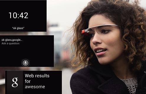 谷歌欲领智能眼镜风骚 可穿戴设备迎来枭雄混战