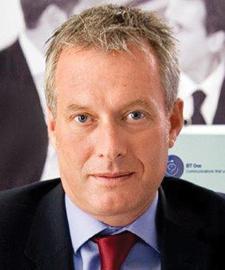 Andrew Small 现任BT全球服务统一通信、联络中心和CPE产品线副总裁