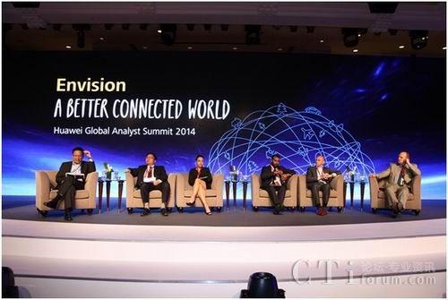 华为:激活全联接世界的商业创新