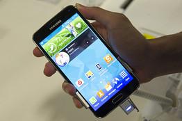 三星智能手机市场占有率四年来首降
