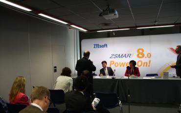 中兴软创推出最新ZSmart 8.0综合解决方案