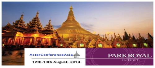 AsterConference2014完满在缅甸仰光举行