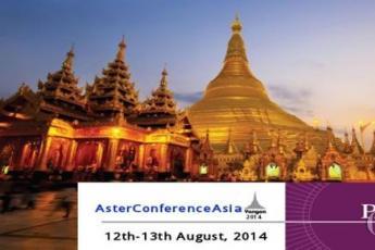 AsterConferenceAsia 2014在缅甸仰光举行(图)