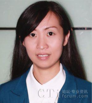 上海联合麦通外包呼叫中心项目管理中心副总:尹�h玲