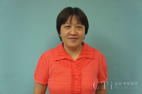 广东移动客户服务(广州)中心质量管理室室经理:周绮云