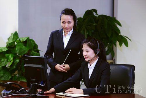 中国工商银行电子银行中心员工工作中