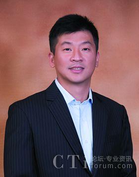 Teleopti亚太地区业务经理Mervyn Lim