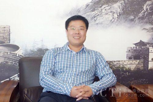 中译语通科技(北京)有限公司的副总经理吕晶