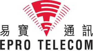 易宝通讯公司logo
