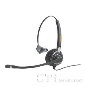 康达特KJ-390NC单边话务耳机