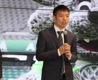华为与沃尔夫斯堡成合作伙伴 中国球星张稀哲助阵