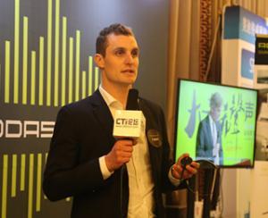 艾德声参展2015中国呼叫中心及企业通信大会