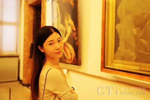 COPC亚太区高级顾问崔晓女士