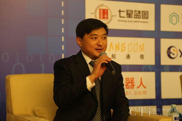 深圳市东进通讯技术股份有限公司产品经理  刘骏