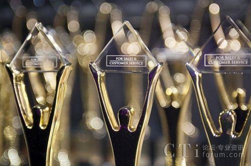 Nuance在美国Stevie大奖--销售及客户服务荣获多个奖项