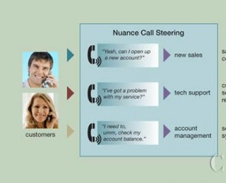 Nuance Call Steering (来电导航)解决方案