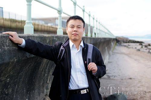 清华大学语音技术专家、清华灵云人工智能研究中心首席科学家王东老师