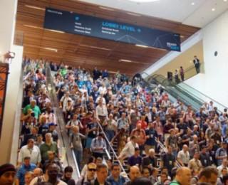 VMworld 2015在旧金山MOSCONE会议中心举行