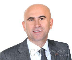 Avaya欧洲、中东与非洲(MEA)以及亚太区(APAC)总裁 Nidal Abou-Ltaif