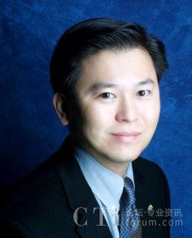 亚太客户服务协会 主席 朱刚岑