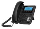 企呼IP电话机E303 双网口设计|支持2个sip账号|三方会议|无账号IP直拨