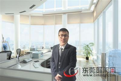 世纪网通董事长兼总经理李涛