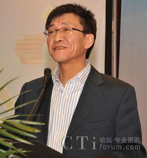 捷通华声董事长张连毅