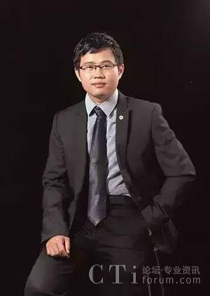 容联七陌CEO 蔡质彬