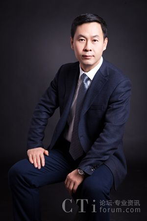 鸿联九五集团副总裁陈威