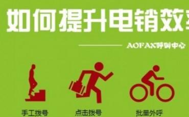 AOFAX呼叫中心:语音外呼下电话营销系统汇总