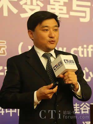 深圳市东进技术股份有限公司产品经理刘骏