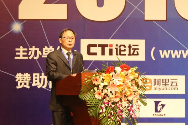 中国通信企业协会增值服务专业委员会副秘书长胡世明