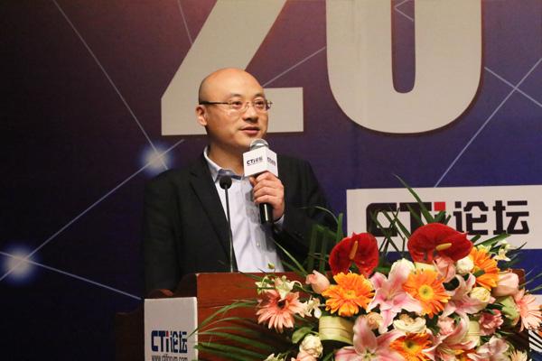 神州数码中国有限公司通信事业部的副总经理杜晓钰