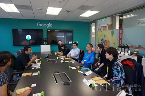 小i机器人硅谷拜访美国科技企业受Google、Nuance等热情接待