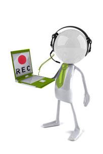 呼叫录音可以帮助提供一个积极的客户体验