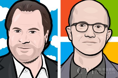 微软CRM凭借什么从Salesforce与甲骨文手中抢到惠普订单