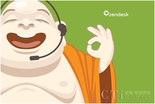 云客服软件公司Zendesk计划把在线客户评论变成对话