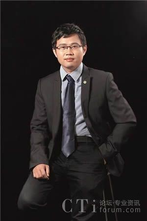 容联七陌 创始人、CEO蔡质彬