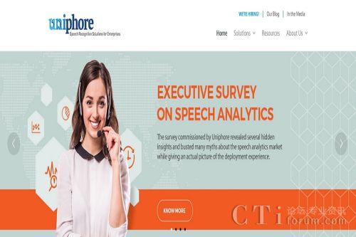 印度语音识别初创公司Uniphore获200万美元风险投资