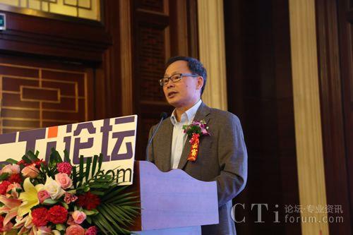 中国通信企业协会增值服务专业委员会副秘书长  胡世明