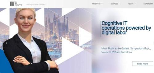 (IPsoft为各行各业的企业提供IT和业务流程自动化解决方案)