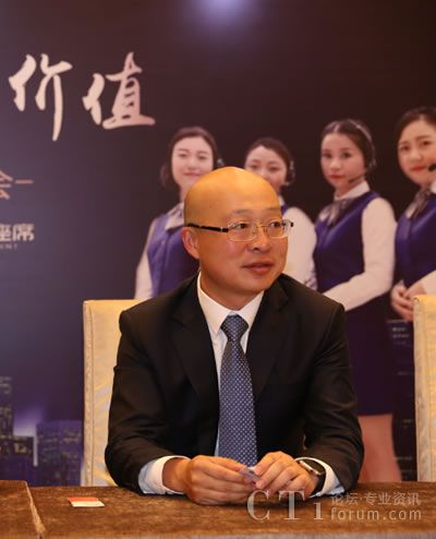 易谷网络COO岳欣先生
