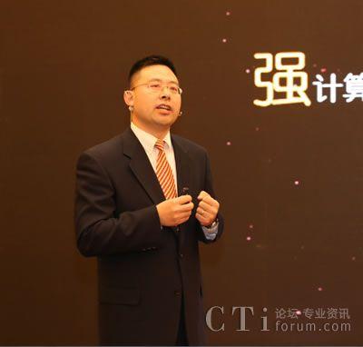 易谷网络联络云研究院院长杜军朝先生