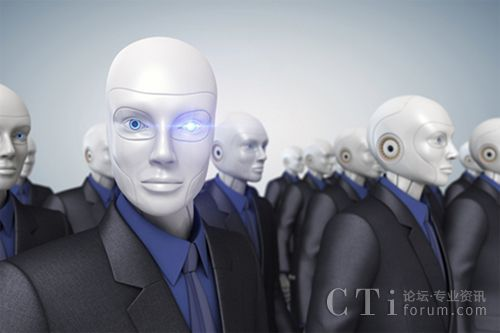 为什么商业领袖不能忽视机器人自动化?