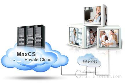 奥迪坚IP分布式呼叫中心随需而变的部署模式