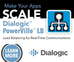 Dialogic PowerVille LB 1.4加强了实时通信的承诺