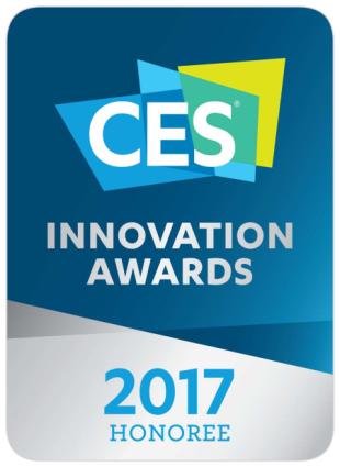 缤特力Voyager 5200 UC蓝牙耳机荣获CES 2017创新大奖