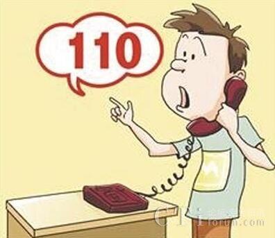 报警不单单是打电话啦,录音、录像也能传给110